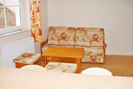 Ubytování na horách v apartmánech v Peci pod Sněžkou - pokoj