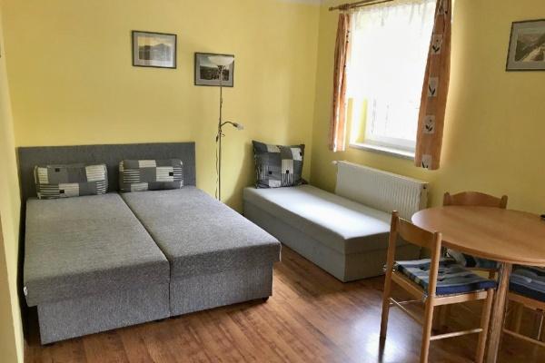 Ubytování na horách - Apartmány v Peci pod Sněžkou - pokoj